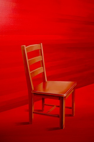 part of image Chair Series Red Space